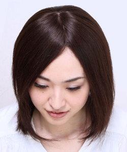 前髪用医療用かつら