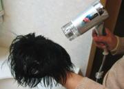 ウイッグのシャンプー方法10