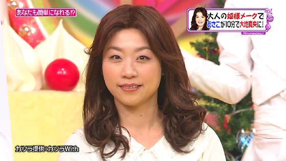 ウィッグでいとうあさこさん→女優・大地真央さんへ、なりきり変身!