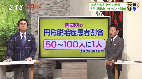 ウィッグホ・フェス今日感テレビ5