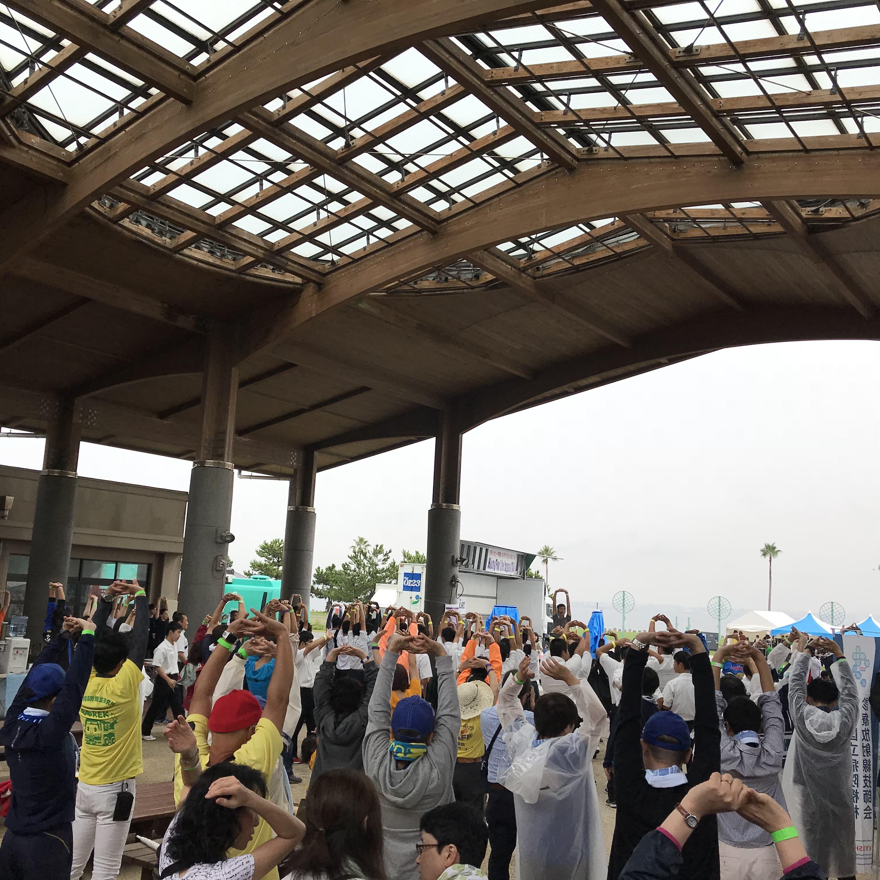 リレーフォライフ福岡2018画像2