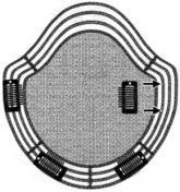 移動式ピン ストライプタイプ