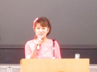 山田邦子さん 乳がんステージ2