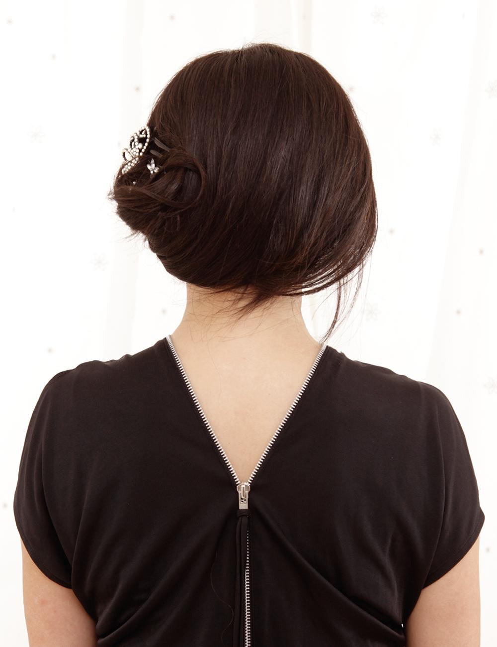wigstyle01まとめ髪アクセサリー後ろ